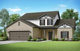 Lancaster Plan in Ashton Springs - Park, Huntsville, AL 35806