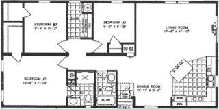 1195 GREAT LAKES BLVD Plan in Sunlake Estates, Grand Island, FL 32735