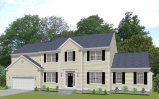The Rockport Plan in Bridgewater Preserve, Bridgewater, MA 02324