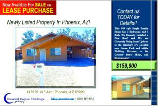 1436 N 41st Ave, Phoenix, AZ 85009