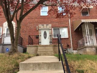 5419 Masefield Rd, Baltimore, MD 21229