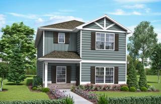 Cherokee Plan in Ashton Springs - Court, Huntsville, AL 35806