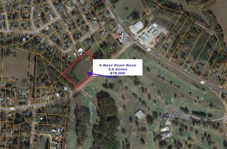 W Point Rd, Lawrenceburg, TN 38464