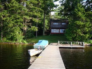 Chair Rock, Cranberry Lake, NY 12927