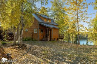 16344 E Sunshine Lake West Dr, Talkeetna, AK 99676