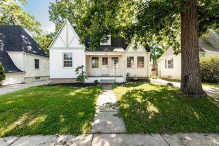 2649 Homeplace St, Dearborn, MI 48124