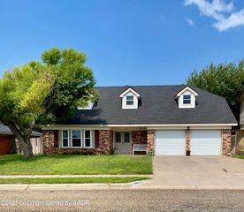 1402 Marigold St, Borger, TX 79007