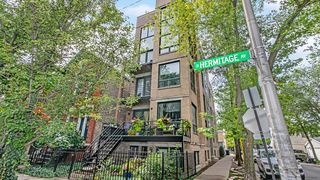 884 N Hermitage Ave #C, Chicago, IL 60622