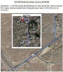 6175 W Placita Pico Vis, Tucson, AZ 85742