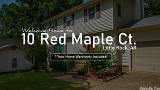10 Red Maple Ct, Little Rock, AR 72211