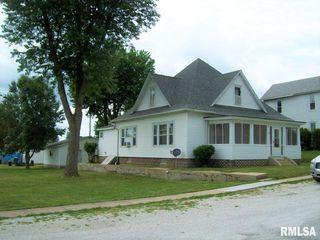 109 N Brady St, Bluffs, IL 62621