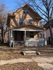 1630 SW Fillmore St, Topeka, KS 66604
