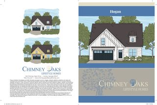 Chimney Oaks Golf Community, Homer, GA 30547