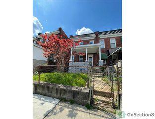 4528 Pimlico Rd, Baltimore, MD 21215