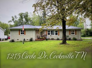 1215 Circle Dr, Cookeville, TN 38501