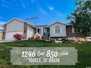 1246 E 850 N, Tooele, UT 84074