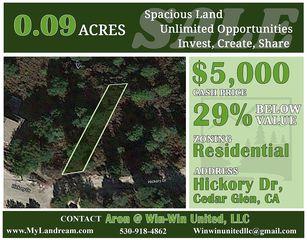 Hickory Dr #25, Cedar Glen, CA 92321