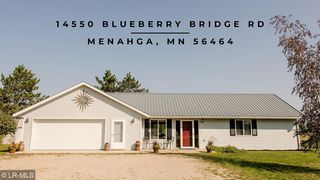 14550 Blueberry Bridge Rd, Menahga, MN 56464