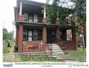 2340 W Grand St #2, Detroit, MI 48238