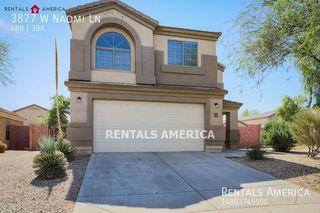 3877 W Naomi Ln, San Tan Valley, AZ 85142