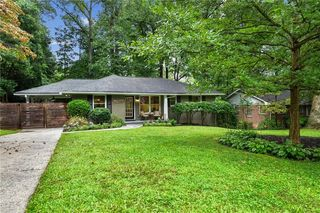 1057 N Hills Dr, Decatur, GA 30033