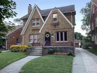 16596 Rosemont Ave, Detroit, MI 48219