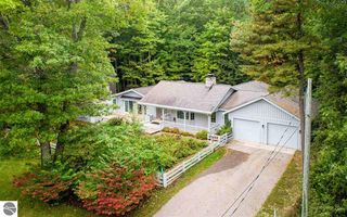 12981 N Forest Beach Shores Rd, Northport, MI 49670