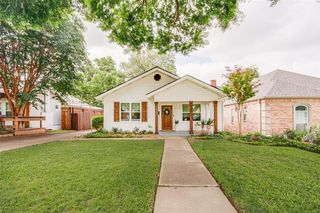 4829 El Campo Ave, Fort Worth, TX 76107