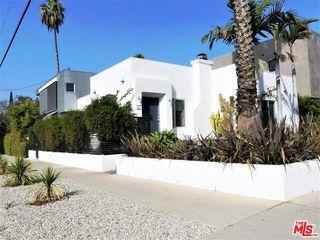 601 N Alta Vista Blvd, Los Angeles, CA 90036