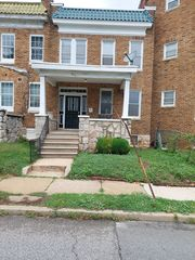 4102 W Forest Park Ave, Baltimore, MD 21207