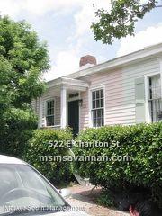 522 E Charlton St, Savannah, GA 31401