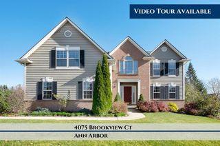 4075 Brookview Ct, Ann Arbor, MI 48108