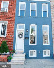 1831 N Bond St, Baltimore, MD 21213