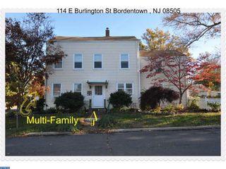 114 E Burlington St, Bordentown, NJ 08505