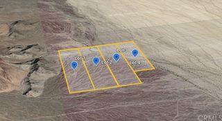 Vacant Lot, Desert Center, CA 92239