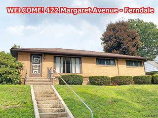 422 Margaret Ave, Johnstown, PA 15905