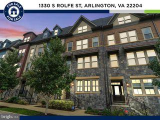 1330 S Rolfe St, Arlington, VA 22204