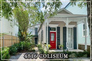 4816 Coliseum St, New Orleans, LA 70115