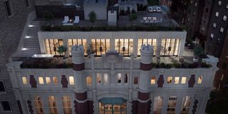 555 W End Ave #PENTHOUSE, New York, NY 10024