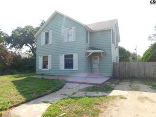206 N Paine St, Nickerson, KS 67561