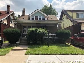 3767 Taylor St, Detroit, MI 48206