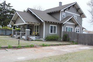 105 S Santa Fe St, Shattuck, OK 73858