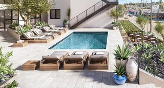 3400 W Sunset Blvd, Los Angeles, CA 90026