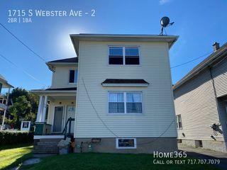 1715 S Webster Ave #2, Scranton, PA 18505