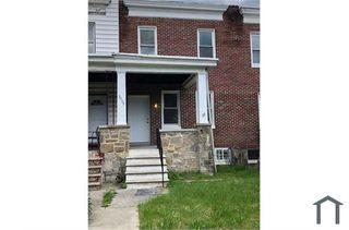 3735 Oakmont Ave, Baltimore, MD 21215
