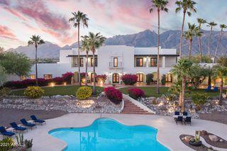 5201 N Hacienda Del Sol Rd, Tucson, AZ 85718