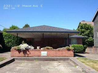 2321 1/2 Minor Ave E, Seattle, WA 98102