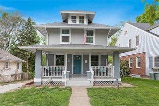 1702 S Overton Ave, Independence, MO 64052