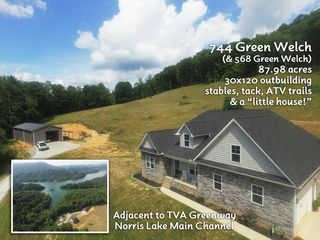 744 Green Welch Rd, Washburn, TN 37888