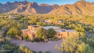 7595 N Mystic Canyon Dr, Tucson, AZ 85718
